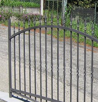 Ferro battuto carpenteria metallica cagliari for Immagini recinzioni