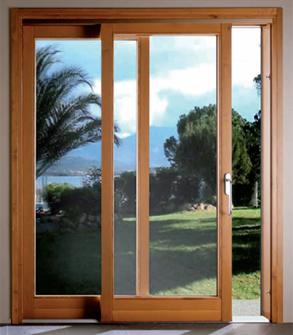 Porte in alluminio carpenteria metallica cagliari la f - Porta finestra alluminio ...
